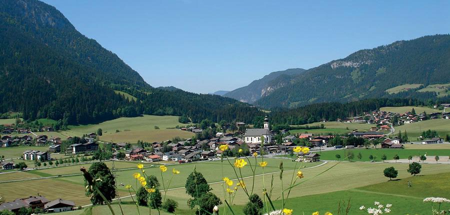 Söll, Austria - Landscape views