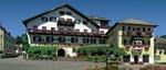 Hotel Zur Post, St. Gilgen, Salzkammergut, Austria - Exterior in summer.jpg