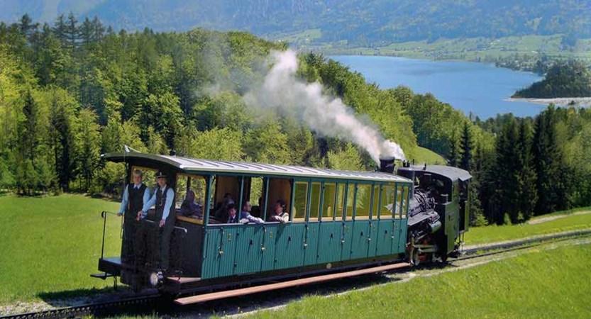 St. Wolfgang, Salzkammergut, Austria - Kaiserzug railway.jpg