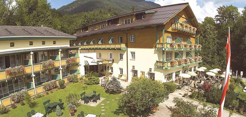 Hotel Försterhof, St. Wolfgang, Salzkammergut, Austria - Exterior.jpg