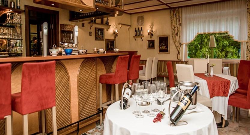 Hotel Försterhof, St. Wolfgang, Salzkammergut, Austria - Restaurant interior.jpg