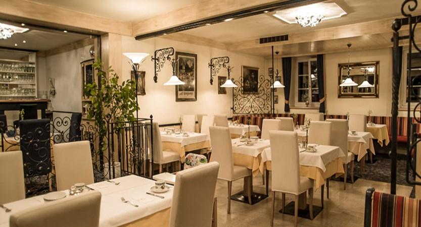 Hotel Försterhof, St. Wolfgang, Salzkammergut, Austria - Restaurant.jpg