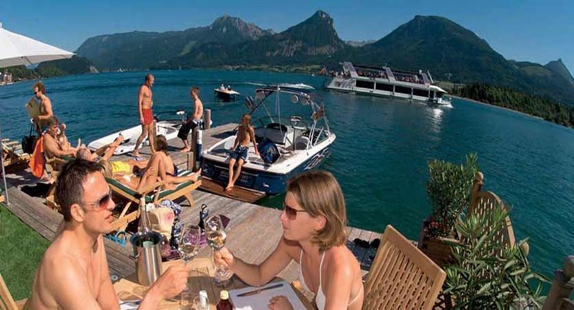 Hotel Furian, St. Wolfgang, Salzkammergut, Austria - lake.jpg
