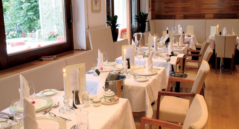 Hotel Furian, St. Wolfgang, Salzkammergut, Austria - Restaurant detail.jpg
