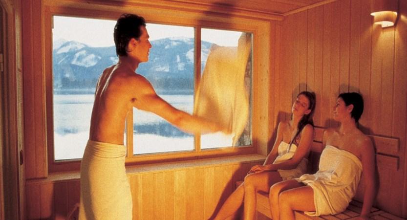 Romantik Hotel Weisses Rössl, St. Wolfgang, Salzkammergut, Austria - sauna.jpg