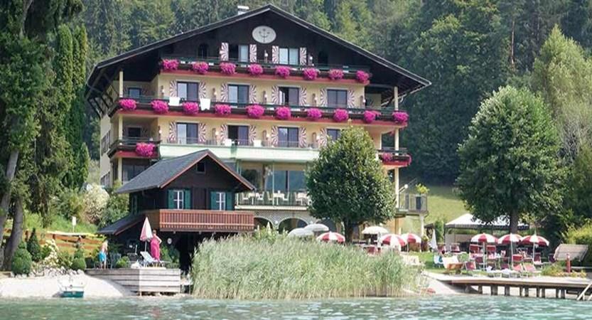 Hotel Seewinkel, Fuschl, Salzkammergut, Austria - hotel exterior.jpg