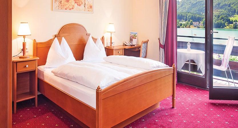 Hotel Seewinkel, Fuschl, Salzkammergut, Austria - Lake View bedroom.jpg