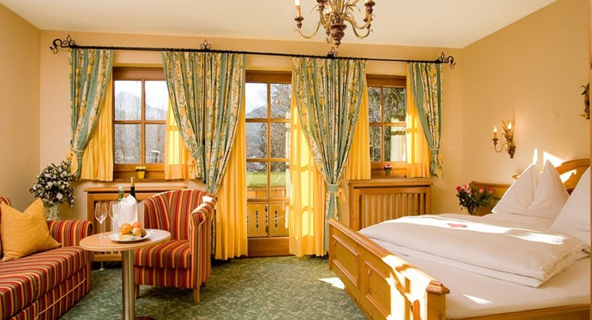 Landhotel Schützenhof, Fuschl, Salzkammergut, Austria - bedroom interior.jpg