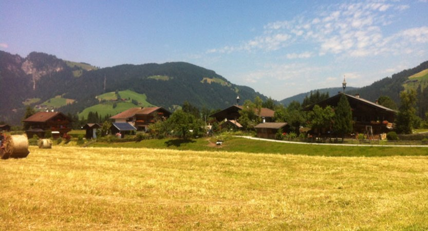 Niederau, The Wildschönau Valley, Austria - Haymaking in the fields.jpg