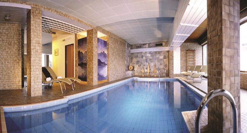 Hotel Austria, Niederau, The Wildschönau Valley, Austria - Indoor pool.JPG