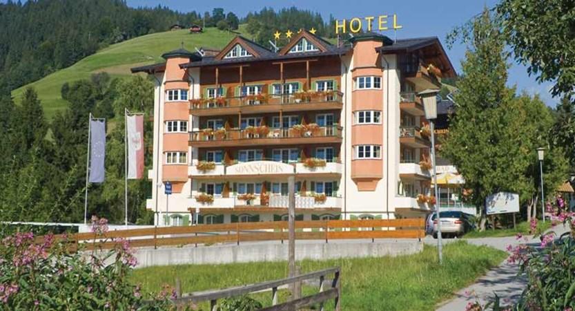 Hotel Sonnschein, Niederau, The Wildschönau Valley, Austria - hotel exterior.jpg