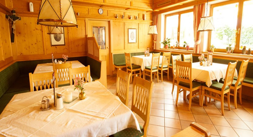 Hotel Tilerhof, Oberau, The Wildschönau Valley, Austria - Restaurant.jpg