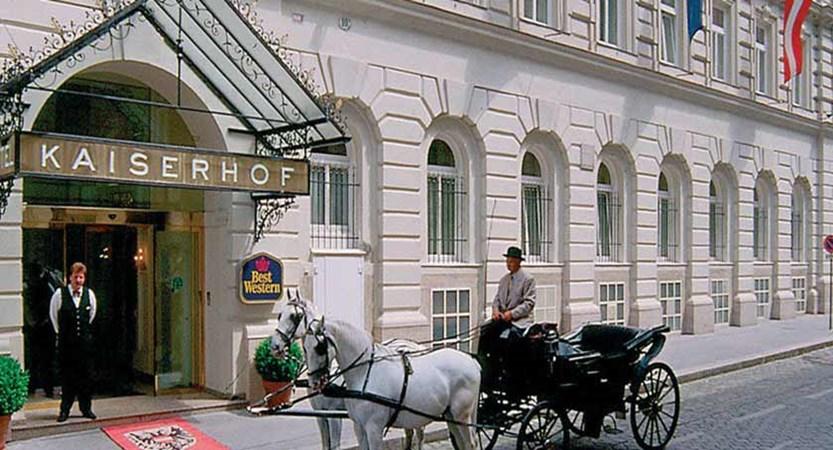 Hotel Kaiserhof, Vienna, Austria - hotel exterior.jpg