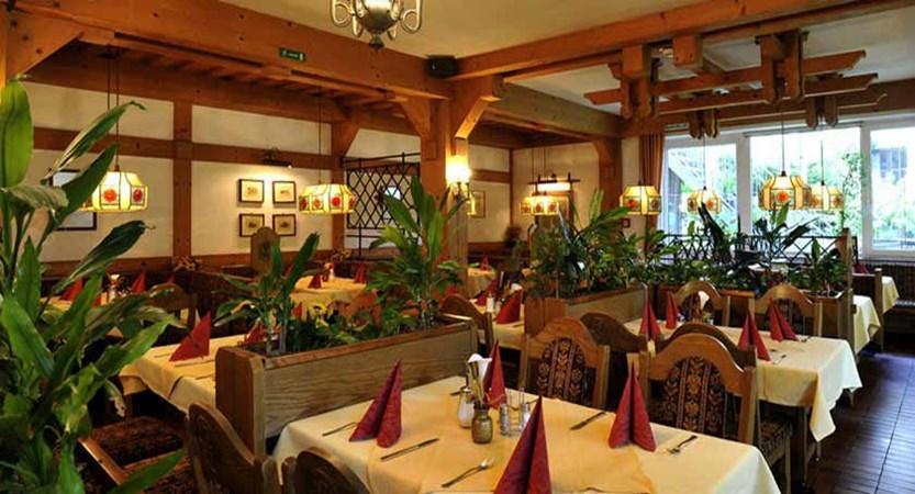 Hotel Post - Westendorf, Westendorf, Austria - dining room.jpg