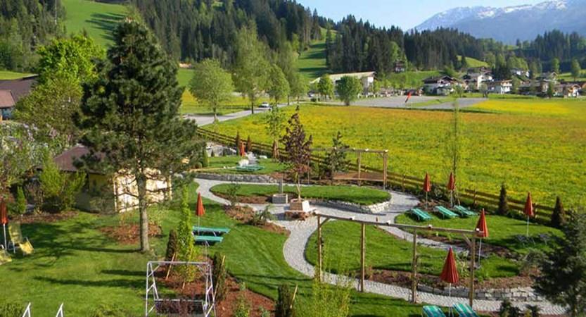 Schermer Hotel, Westendorf, Austria - garden exterior.jpg