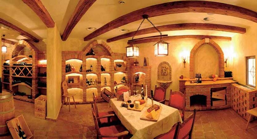 Schermer Hotel, Westendorf, Austria - Wine cellar.jpg