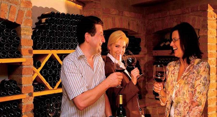 Schermer Hotel, Westendorf, Austria - wine tasting.jpg