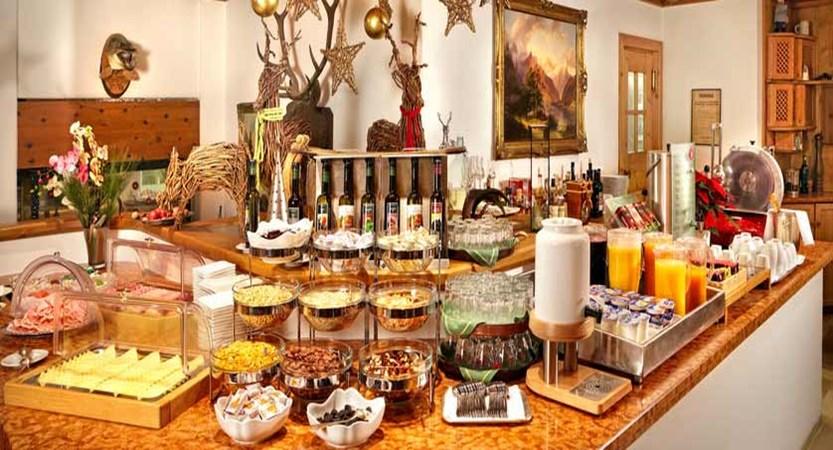 Hotel zum Hirschen, Zell am See, Austria - An example of the buffet.jpg