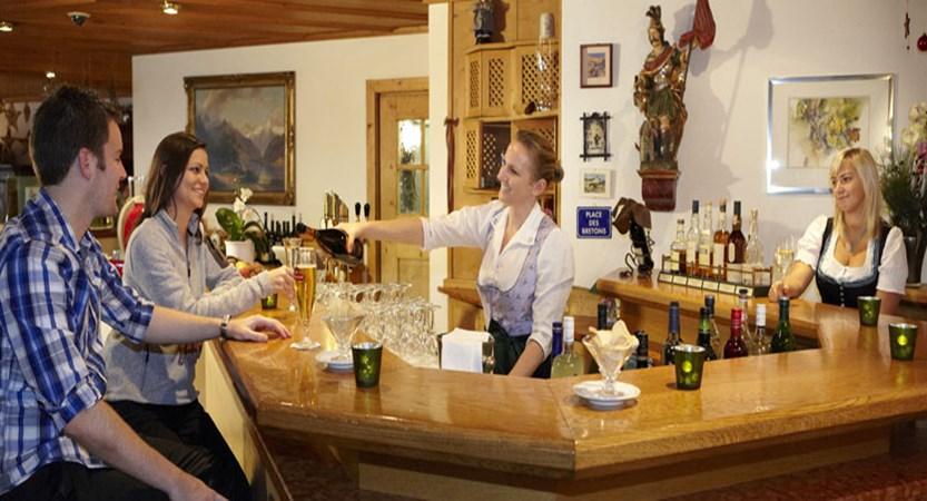 Hotel zum Hirschen, Zell am See, Austria - bar.jpg