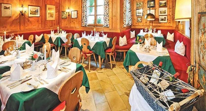 Hotel zum Hirschen, Zell am See, Austria - dining room.jpg