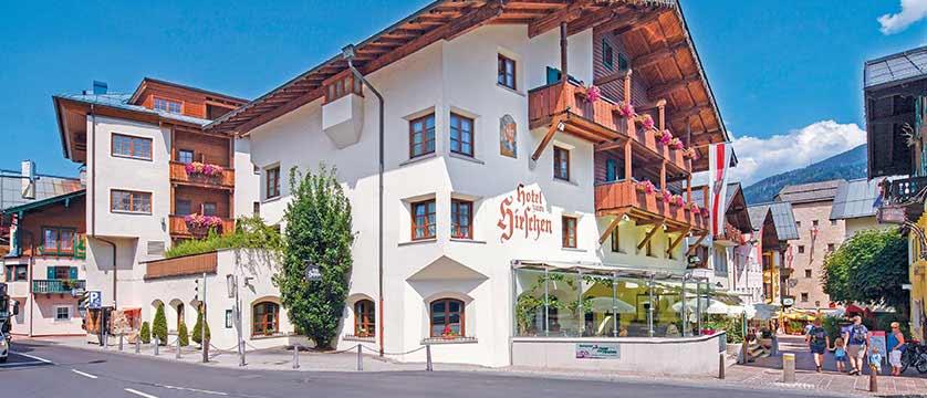 Hotel zum Hirschen, Zell am See, Austria - exterior.jpg