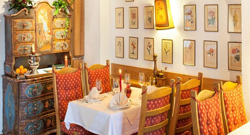 Landhotel St. Georg, Zell am See, Austria - dining room interior.jpg