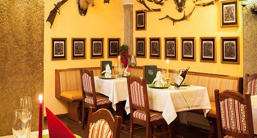 Landhotel St. Georg, Zell am See, Austria - restaurant.jpg