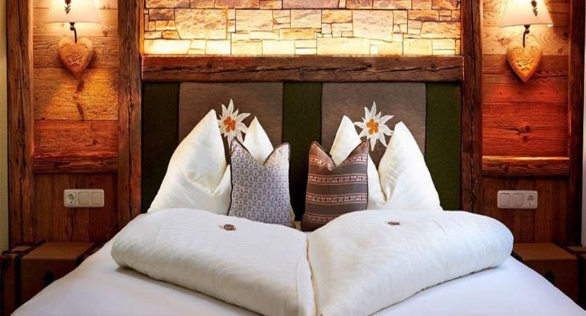Romantik Hotel, Zell am See, Austria - Bedroom.jpg
