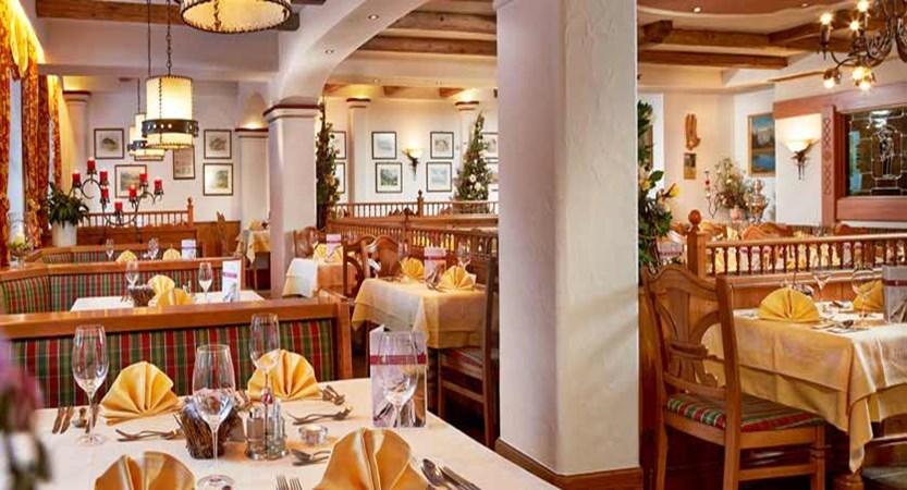 Romantik Hotel, Zell am See, Austria - Dining room.jpg