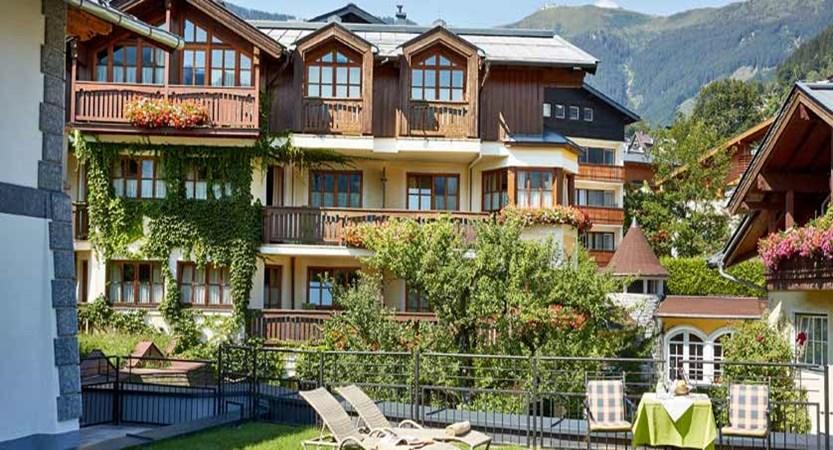 Romantik Hotel, Zell am See, Austria - Exterior & garden.jpg