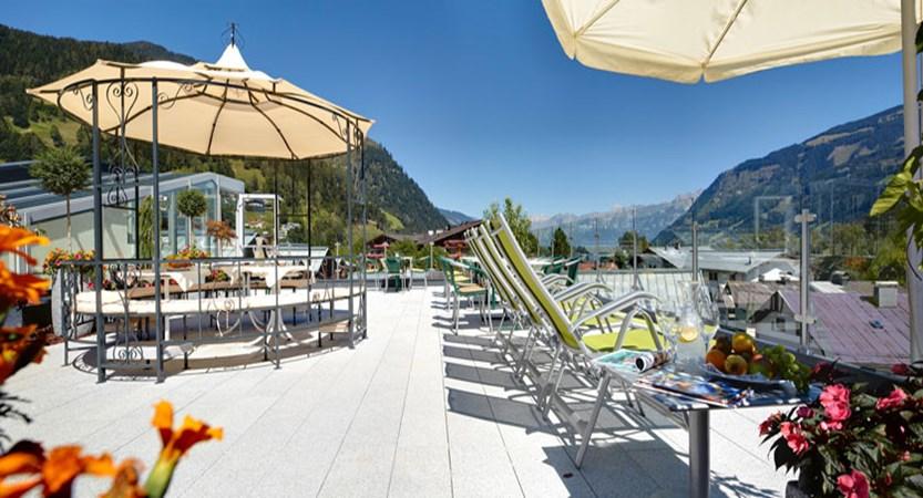 Romantik Hotel, Zell am See, Austria - Rooftop sun terrace.jpg