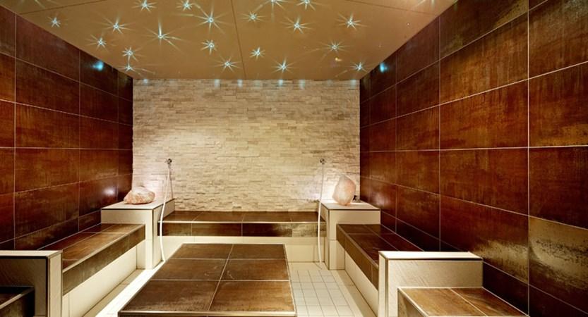 Romantik Hotel, Zell am See, Austria - Steam room.jpg