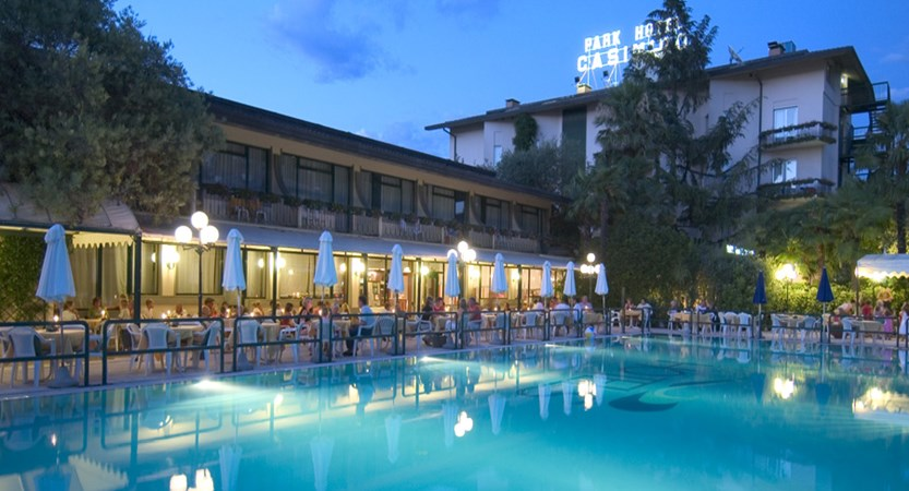 Casimiro Village Park Hotel, Gulf of Salo, Italy - Casimiro By Night.jpg