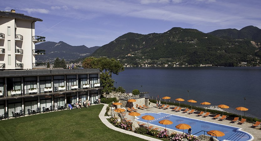 Casimiro Village Park Hotel, Gulf of Salo, Italy - Exterior Lake & Pool View.jpg