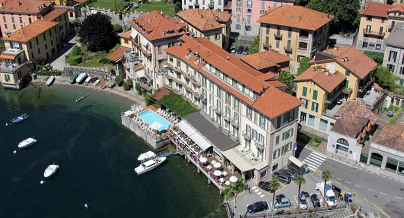 Hotel Bellavista, Menaggio, Lake Como, Italy - Aerial view of the hotel 2.jpg