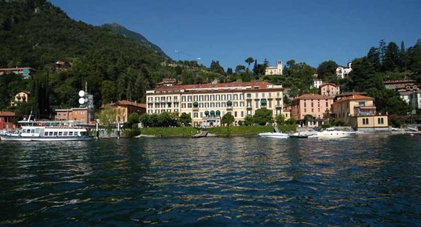 Grand Hotel Menaggio, Menaggio, Lake Como, Italy - Hotel exterior.jpg