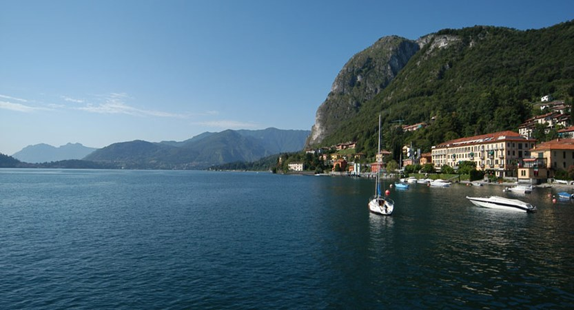 Grand Hotel Menaggio, Menaggio, Lake Como, Italy - Lake Como view from the hotel.jpg