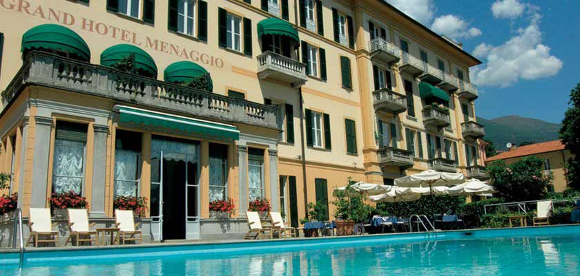 Grand Hotel Menaggio, Menaggio, Lake Como, Italy - Outdoor pool area.jpg
