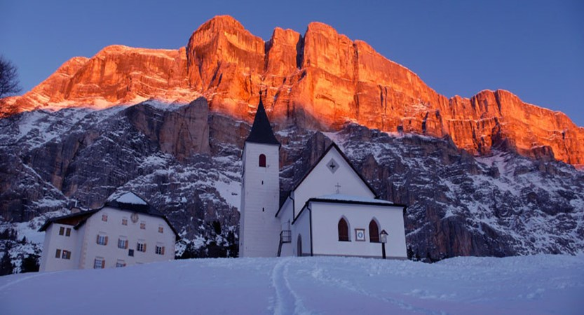 Italy_The-Dolomites-Ski-Area_Sunset-church-view.jpg