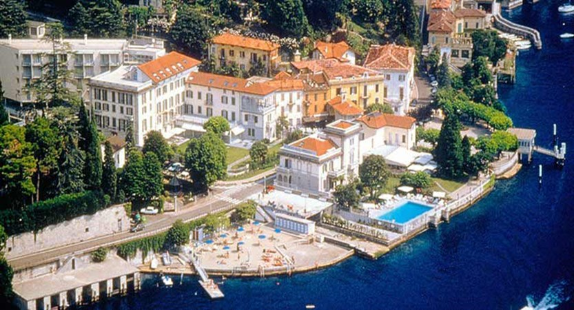 Grand Hotel Imperiale Resort Spa Moltrasio Italy Lakes Inghams