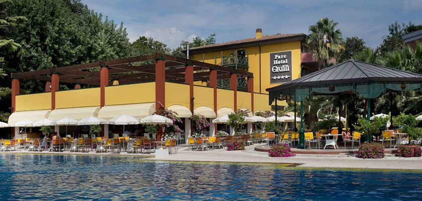 Gritti Parc Hotel Bardolino Italy Lakes Amp Mountains