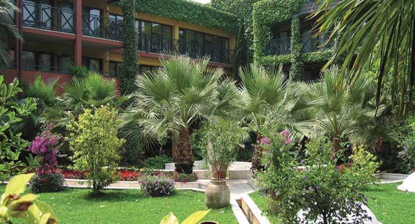 Parc Hotel Gritti, Bardolino, Lake Garda, Italy - Garden.jpg