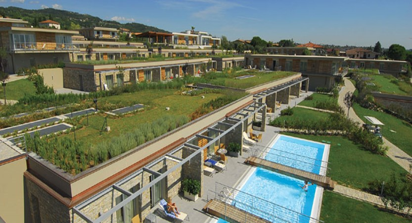 Hotel Germano Bardolino Italy Lakes Mountains Inghams