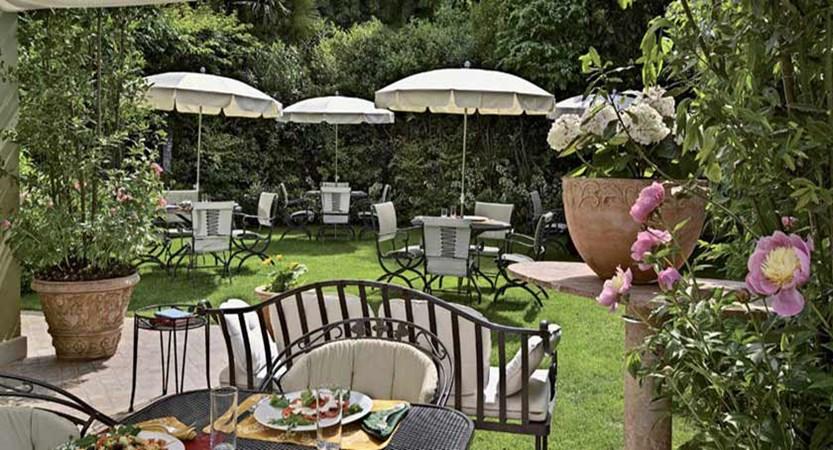 Hotel San Pietro, Bardolino, Lake Garda, Italy - Garden.jpg