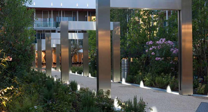 The Aqualux Hotel Spa & Suites, Bardolino, Lake Garda, Italy - gardens.jpg