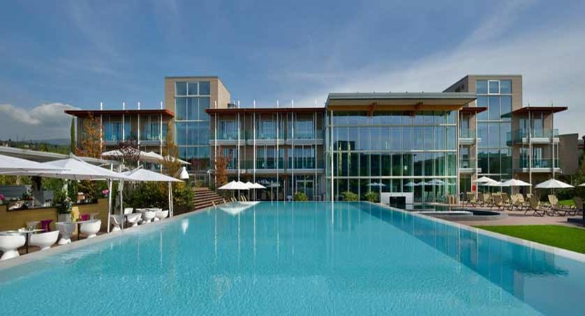 The Aqualux Hotel Spa & Suites, Bardolino, Lake Garda, Italy - outdoor swimming pool.jpg