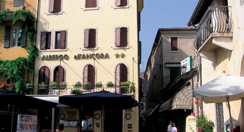 Hotel All'Ancora, Garda, Lake Garda, Italy - Hotel exterior.jpg
