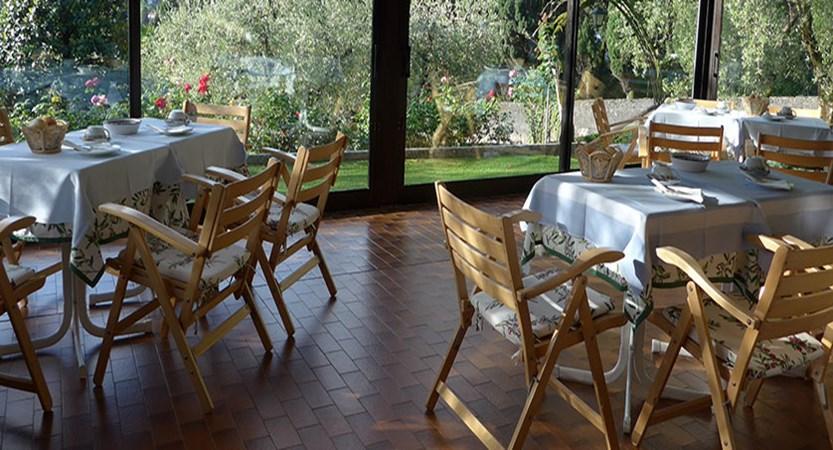 Hotel Degli Olivi, Garda, Lake Garda, Italy - Veranda interior.jpg