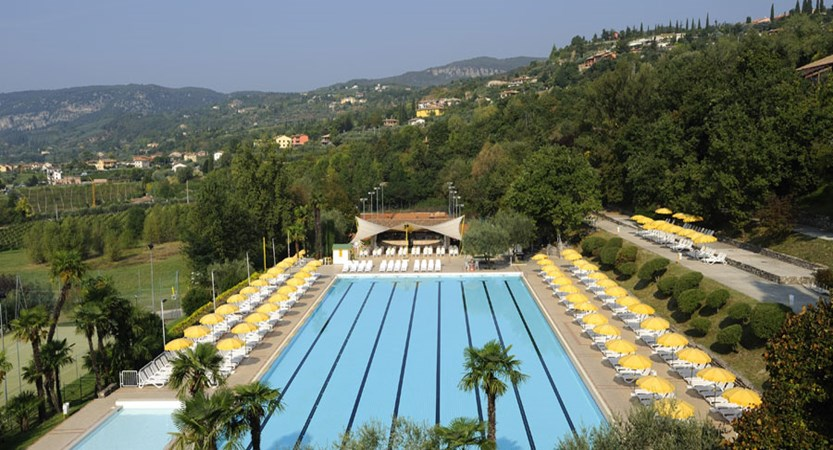 Poiano Hotel, Garda, Lake Garda, Italy - view of swimming pool.jpg