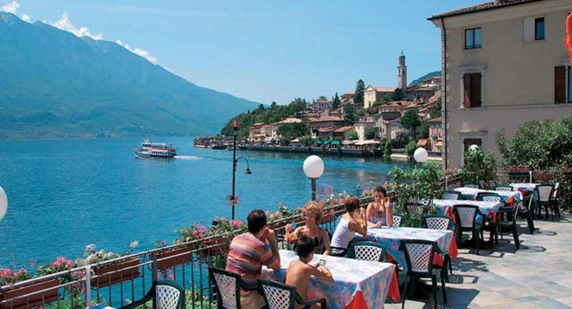 Hotel All'Azzurro, Limone, Lake Garda, Italy, - terrace.jpg